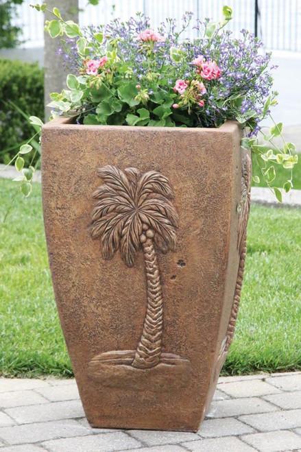 Palm Tree Planter 32 inch