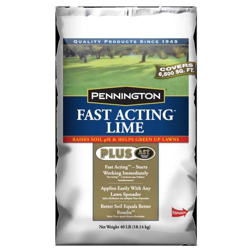 Pennington Fast Acting Lime - 30 Lb