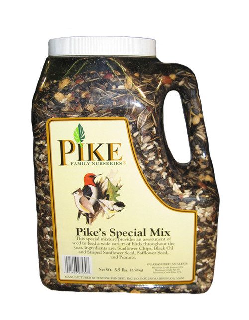 Pike Special Mix Canister - 5.5 lb
