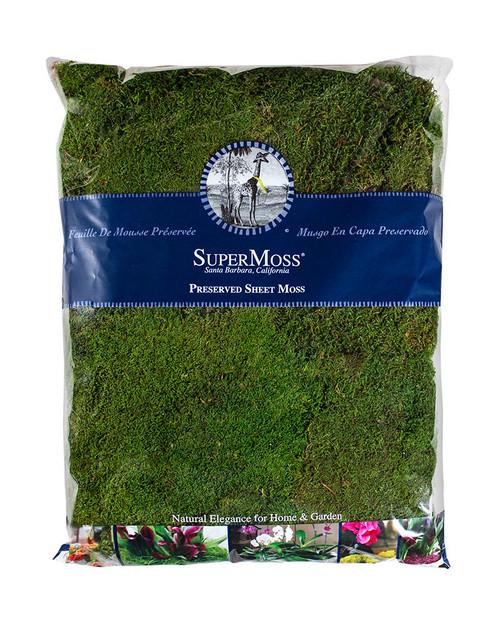 Supermoss Sheet Green Bag - 32 oz