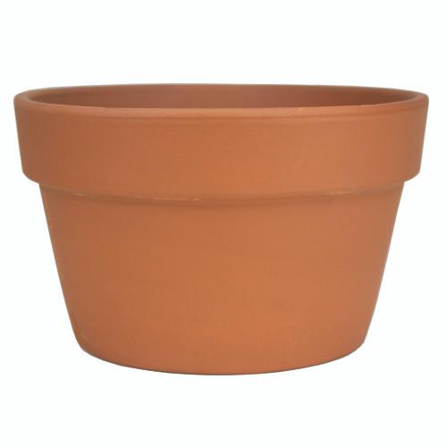 Terra Cotta Fern Azalea Pot - 10.5 inch