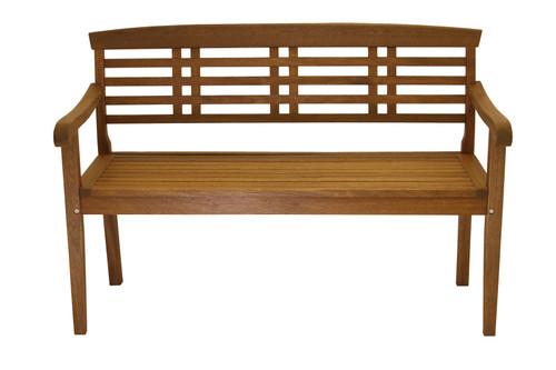 Patio Seating - Eucalyptus Parkway Bench
