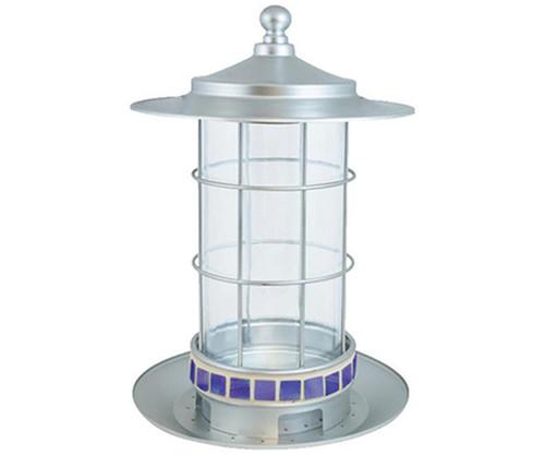 Trellis Lantern Songbird Feeder