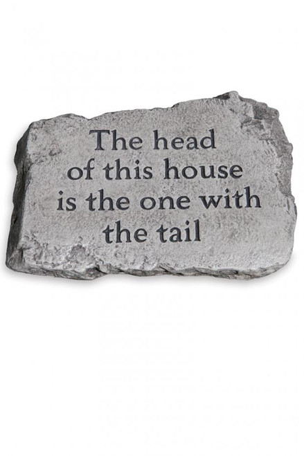 Stone - The Head of The House