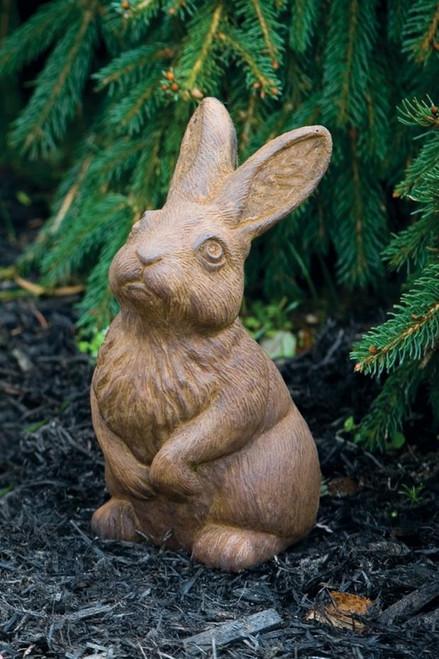 Small Sitting Up Rabbit