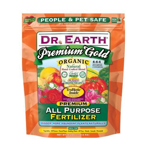 Dr. Earth All Purpose Fertilizer