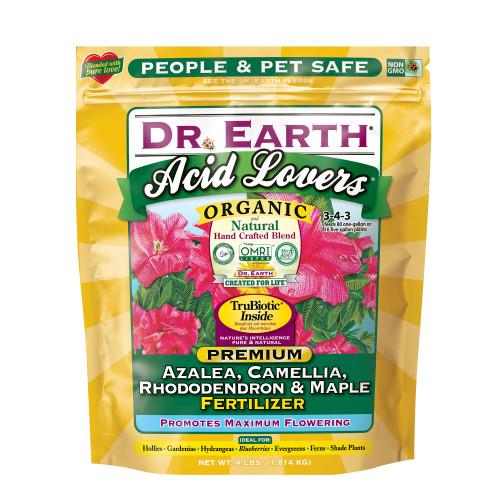 Dr Earth Rhodo Azalea Cam Fertilizer