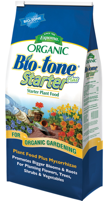 Espoma Bio-Tone Starter Plus Fertilizer