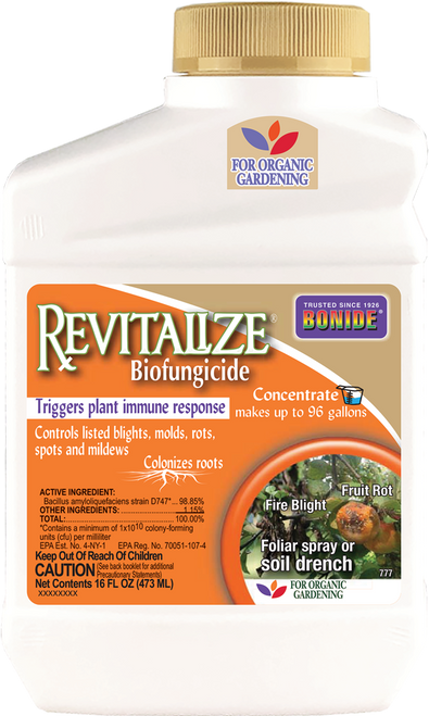 Revitalize� Bio Fungicide Concentrate