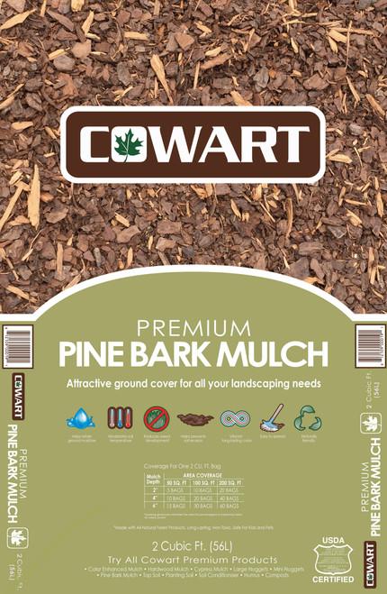 Cowart Pine Bark Mulch