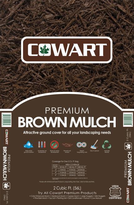 Cowart Brown Mulch