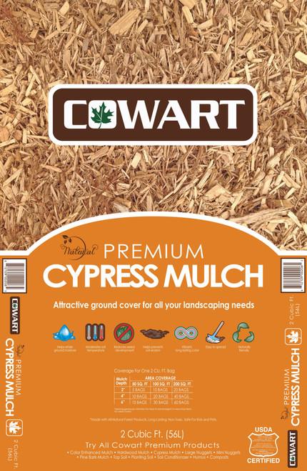 Cowart Cypress Mulch