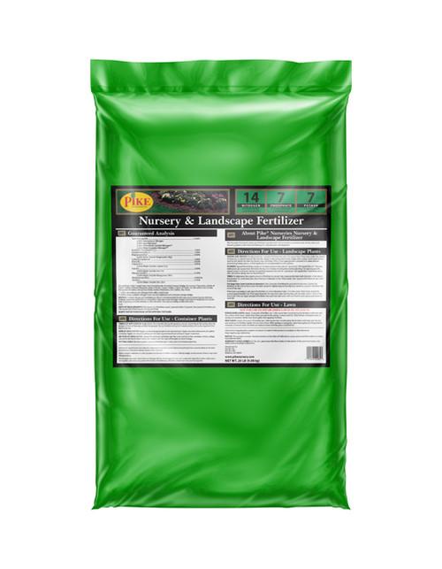 Pike Nursery & Landscape Fertilizer 14-7-7