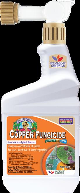Liquid Copper Fungicide Ready-To-Spray