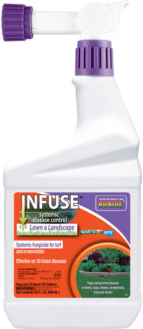 Infuse™ Systemic Disease Control Lawn & Landscape Ready-To-Spray - 32 oz