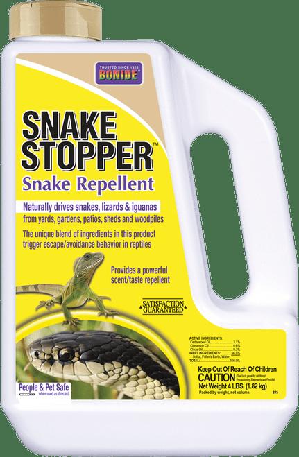 Snake Stopper™ Snake Repellent - 4 lb