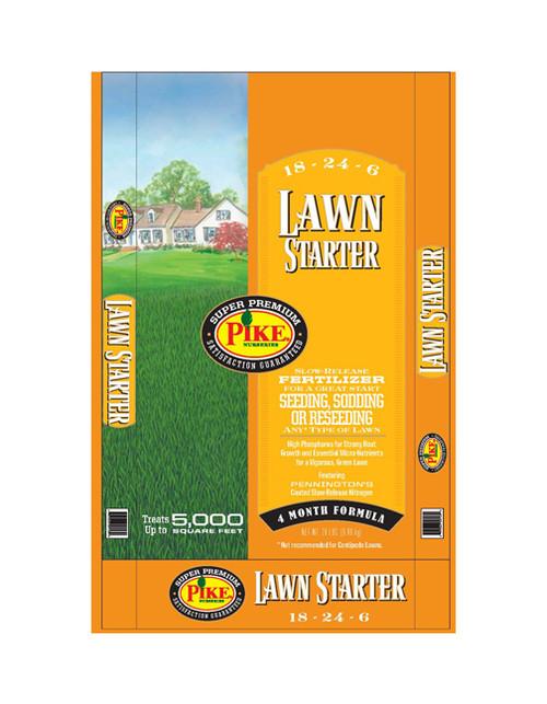 Pike Lawn Starter 18-24-6 - 16 lb