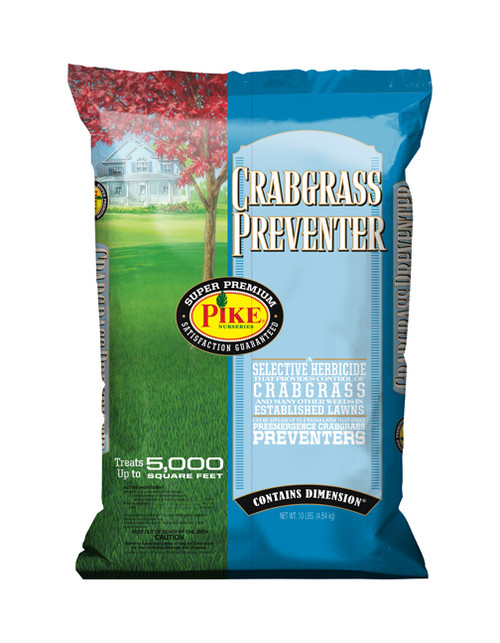 Pike Crabgrass Preventer - 10 Lb