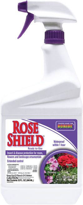Rose Shield™ Ready-To-Use - 32 oz