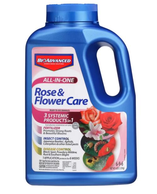 Bayer All In One Rose Flower - 4 Lb