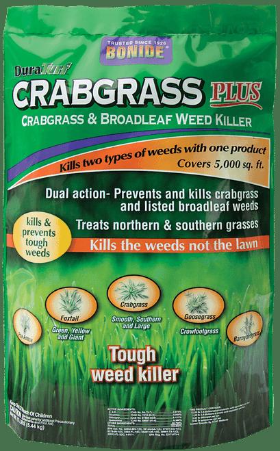 DuraTurf Crabgrass Plus - 12 lbs