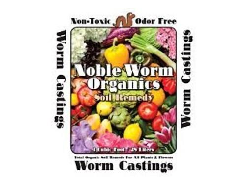 Worm Castings - 25 Lb