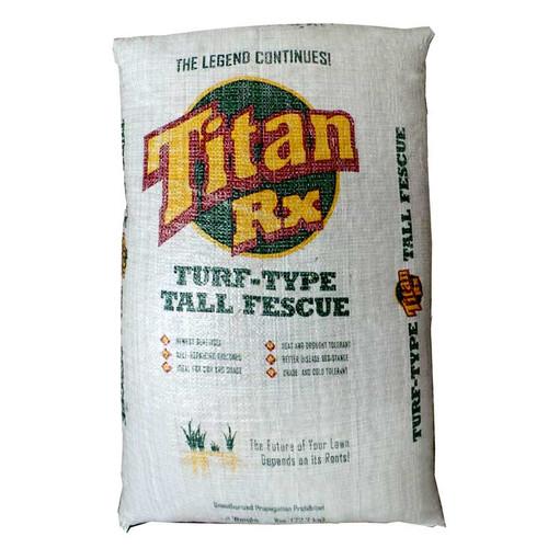 Titan Rx Turf Type Fescue - 25 Lb