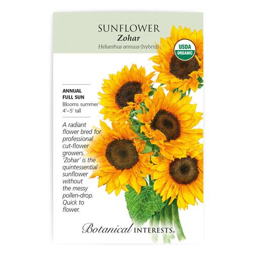 Zohar Sunflower Organic