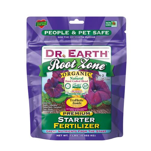 Dr Earth Root Zone Starter Fertilizer - 1 lb