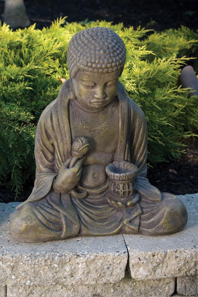 Buddha with Lantern