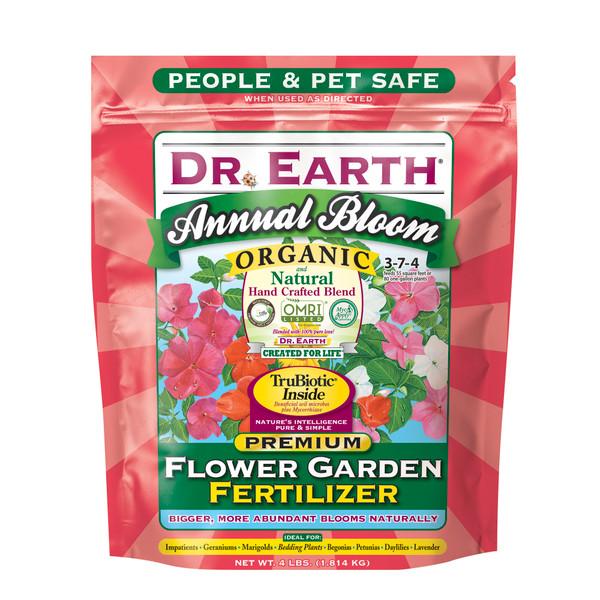 Dr Earth Annual Bloom Fertilizer
