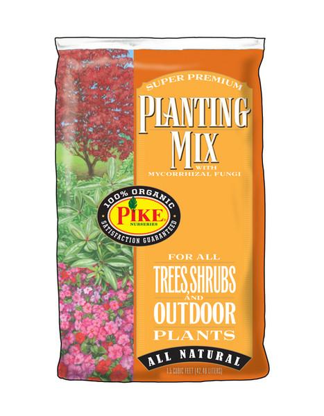 Pike Planting Mix - 1.5 Cf