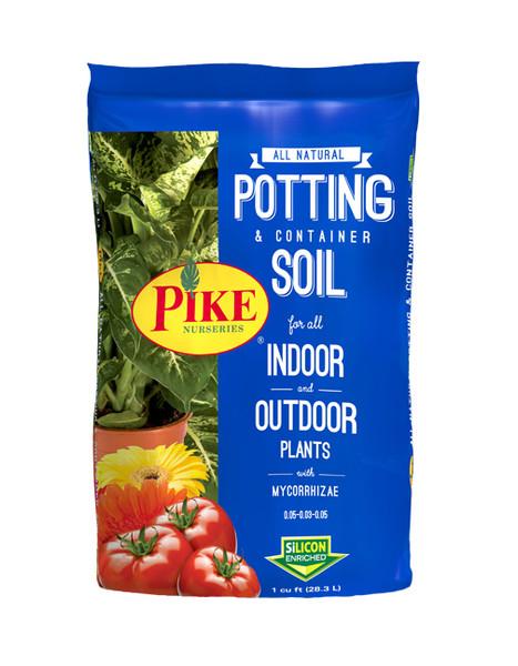Pike All Natural Potting Mix - 1.0 Cf