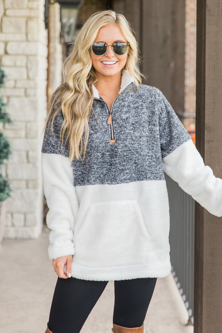 NEW A New Day Women/'s Plaid Any Day Pullover Size 2X-Large 286