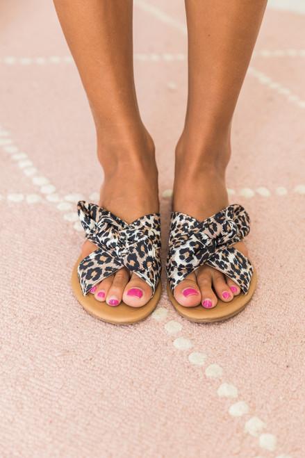 858a367da864 The Savannah Sandals Leopard - The Pink Lily