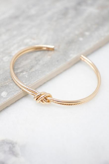 Simply Me Gold Bracelet