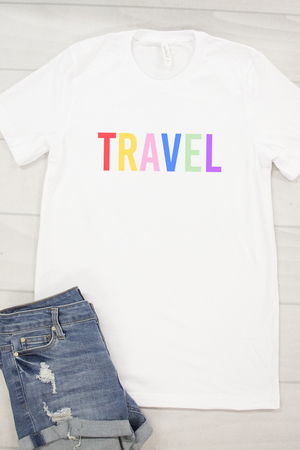 97e88617f5c Travel Graphic Tee