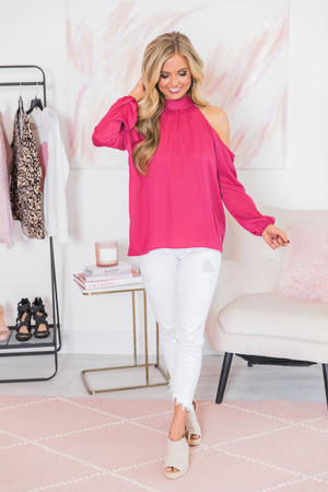 Boutique Blouses At Pink Lily Bring Gorgeous Affordable Fashion To You