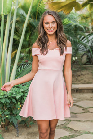 87bad8fc74 Solid Color Dresses From Pink Lily Step Up The Glamour