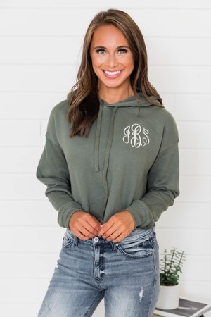 7800506f21a59 Personalized Clothing is Our Newest Obsession at Pink Lily