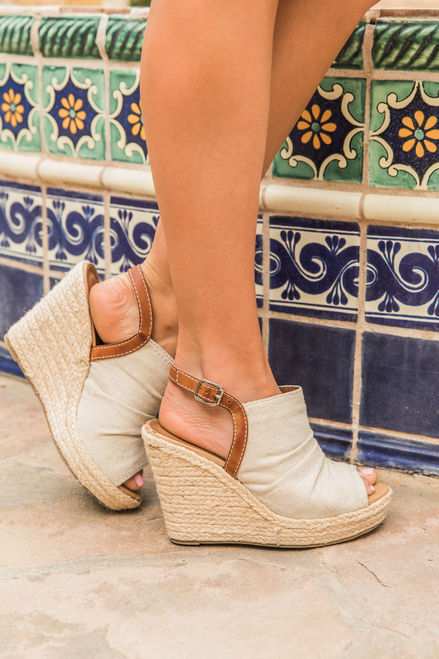 5a741f835cb0 The Meredith Wedges - The Pink Lily