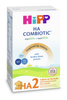 HiPP HA2 Combiotic Follow-On Formula 350g (Photo for reference only) | HiPP 喜寶低敏雙益較大嬰兒奶粉 350克 (圖片只供參考)