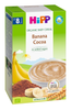 HiPP Organic Cereal Pap - Banana Cocoa  200g (Photo for reference only) | HiPP喜寶有機麥糊 -  香蕉可可 200克 (圖片只供參考)