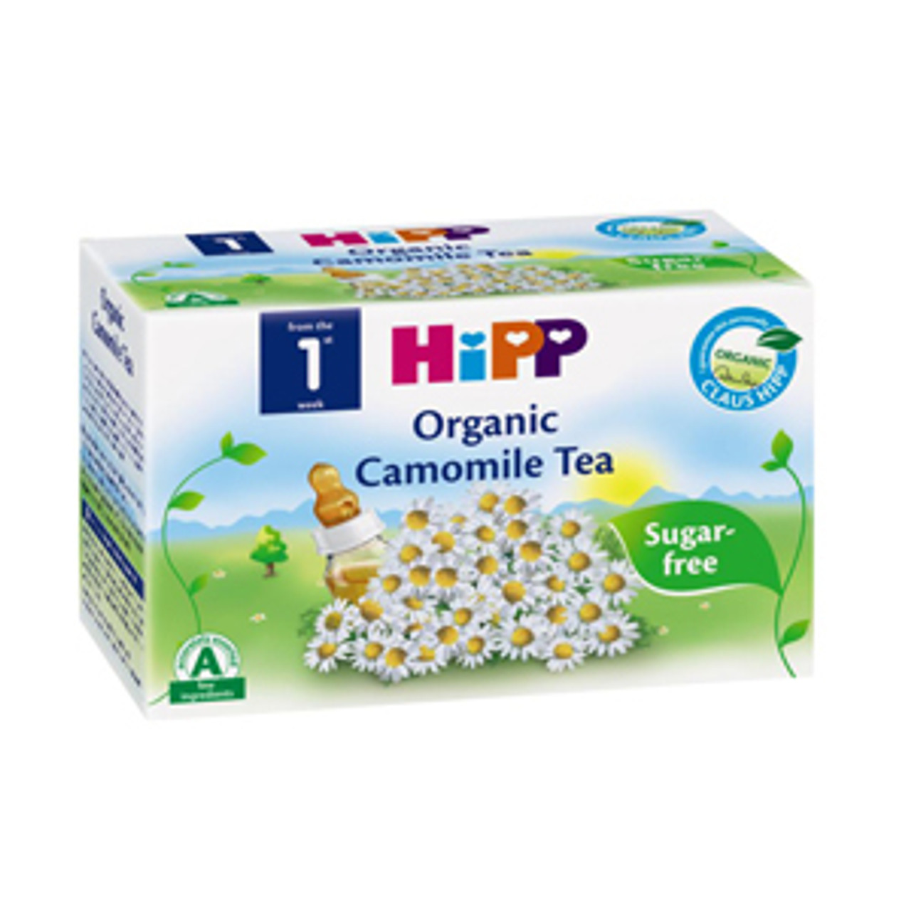 HiPP Organic Camomile Tea 30g (Photo for reference only) |  HiPP 喜寶有機洋甘菊BB安睡茶 30克 (圖片只供參考)