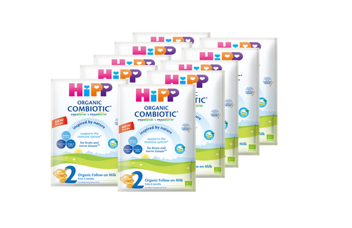 HiPP 2 Organic Combiotic Follow-On Milk  17.5g (Photo for reference only) | HiPP 喜寶有機雙益 大嬰兒奶粉17.5克 (圖片只供參考)