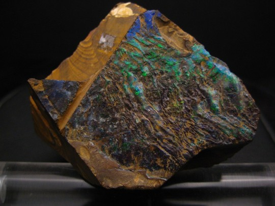 Opal in its rough form