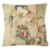 Kyoto Velvet Cushion