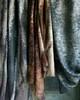 Reflection Wool/Viscose Scarf Tan