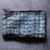 Blue Earth Small Canvas Pouch