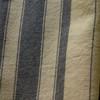 Striped Oversized Napkin Yellow Set/2